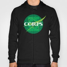 For The Corps Hoody