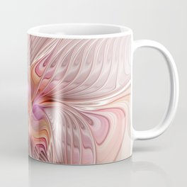 Abstract Butterfly, Fantasy Fractal Coffee Mug