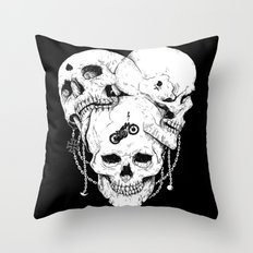 Bastard Throw Pillow