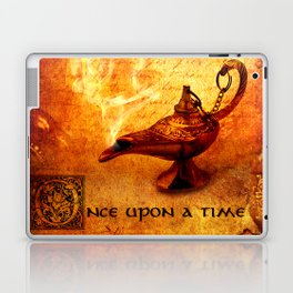Once Upon A Time Fairy Tale  Laptop & iPad Skin