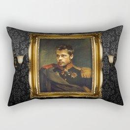 Brad Pitt - replaceface Rectangular Pillow