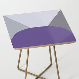 DeYoung Ultra Violet Side Table
