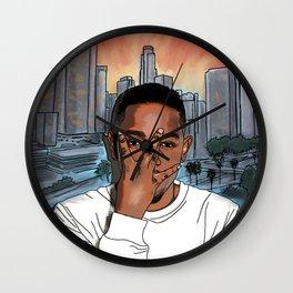 MAAD CITY Wall Clock