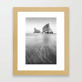 Vertical Gateway Framed Art Print