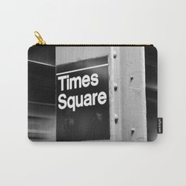 Times Square Metro Carry-All Pouch