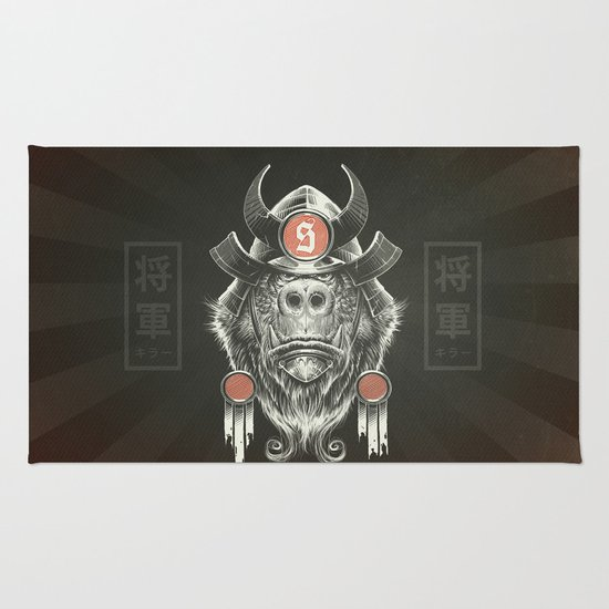 Shogun Executioner Rug
