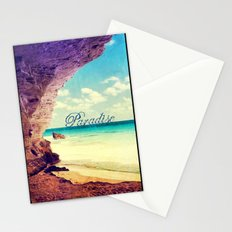 Paradise - for iphone Stationery Cards