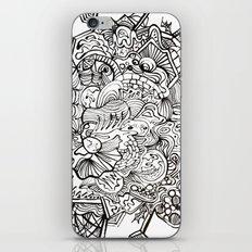 organiconnect iPhone & iPod Skin