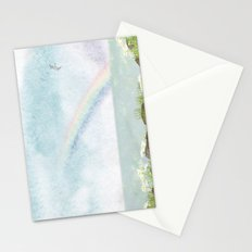 The sky with lingering scent of rain | Miharu Shirahata Stationery Cards