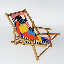 holiday Sling Chair
