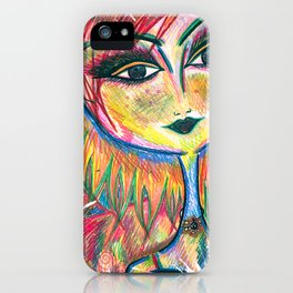 In the Midst of Our Lives, We Must Find the Magic that Makes our Souls Roar iPhone Case