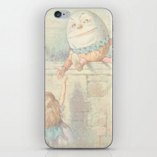 Vintage Humpty Dumpty iPhone & iPod Skin