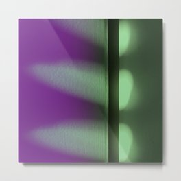 Alien Light Metal Print