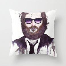 Joaquin Phoenix Throw Pillow