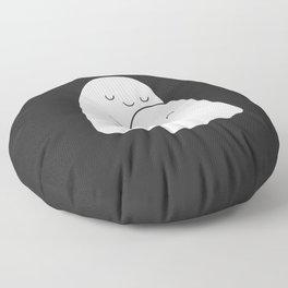 Ghost Hug - Soulmates Floor Pillow