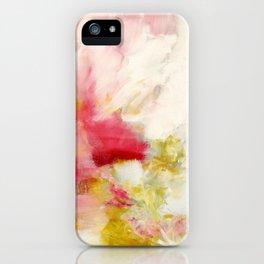 A Flower Dreams iPhone Case