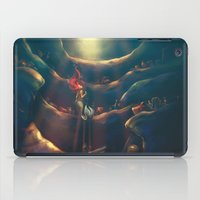 little mix iPad Cases featuring Someday by Alice X. Zhang