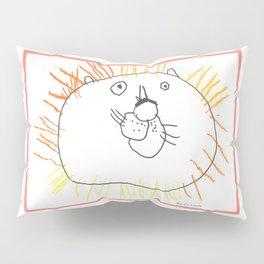 Lion the Lion Pillow Sham