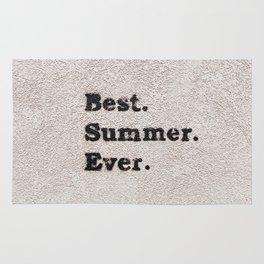 Best Summer Ever Rug