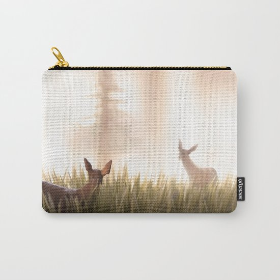 let it go, my deer Carry-All Pouch