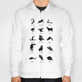Animal Yogis_Black Hoody