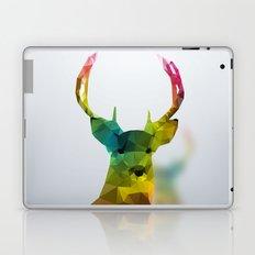 Glass Animal - Deer head Laptop & iPad Skin