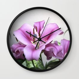 Longwood Gardens Orchid Extravaganza 3 Wall Clock