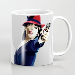 AGENT CARTER Reporting for Duty Coffee Mug