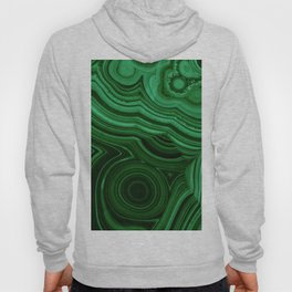 GREEN MALACHITE STONE PATTERN Hoody