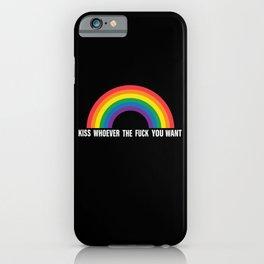 Lgbt Rainbow iPhone Case