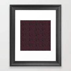 Nidavellir Framed Art Print