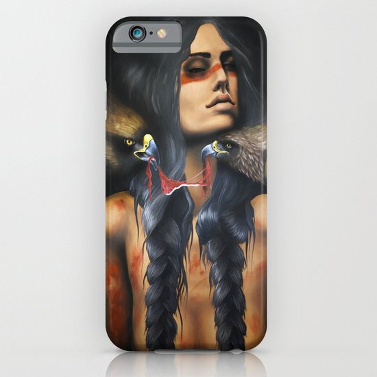 Running Eagle iPhone & iPod Case