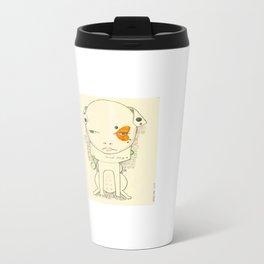 bad dog Travel Mug