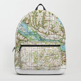 MN Hastings 503655 1990 topographic map Backpack