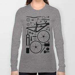 BIKE PARTS - NOMAD Long Sleeve T-shirt