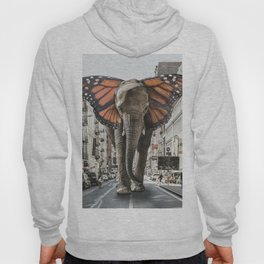 Lost Butterphant in NYC Hoody
