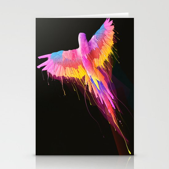 Flying Colors Stationery Cards
