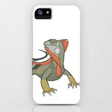 Iguana iPhone (5, 5s) Slim Case