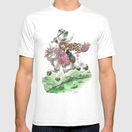 Barbarian Unicorn T-shirt