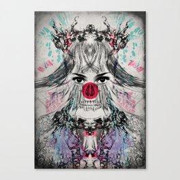 XLOVA1 Canvas Print