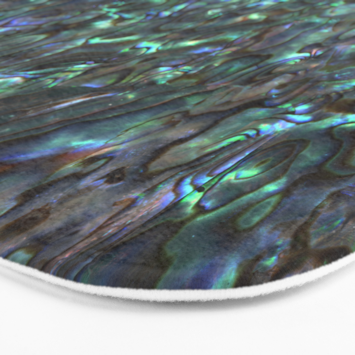 Abalone Shell | Paua Shell | Natural Bath Mat
