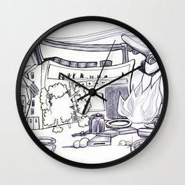 Project 5 Sab Wall Clock