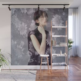 Absence Wall Mural