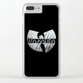 Enter the Wu-Kanda Clear iPhone Case