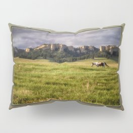 Horse in the Hills Pillow Sham