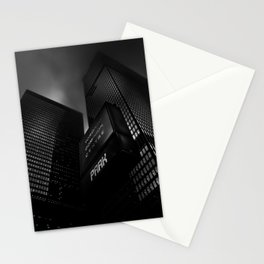 Downtown Toronto Fogfest No 16 Stationery Cards