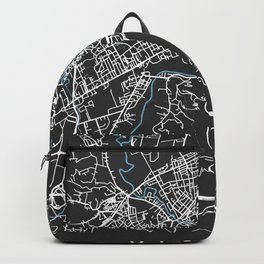 VICENZA Map - Italia | Black | More Colors, Review My Collections Backpack