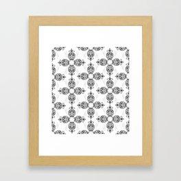 TikiTiki Framed Art Print
