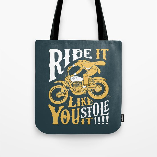 stole it Tote Bag