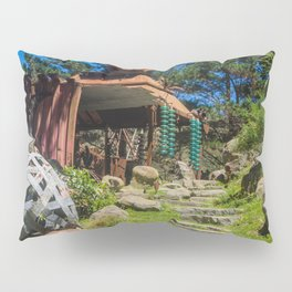 Path To The Junkyard Pillow Sham